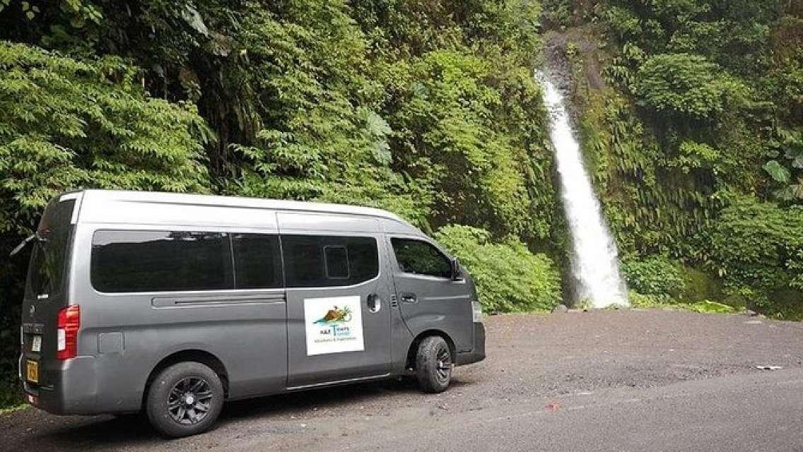 Private Transfer to Arenal Volcano La Fortuna from San Jose