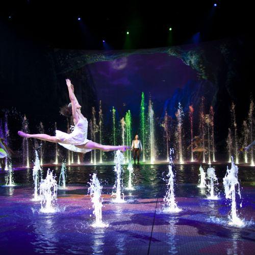 The House of Dancing Water Macau Ticket