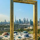 Dubai Frame and City Tour: Covid-19 safe & PRIVATE tour