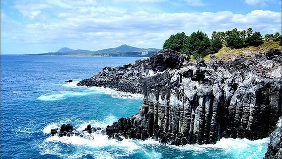 Private Full Day Tour of UNESCO Global Geo Park in South Jeju Island