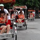 Half-Day Hanoi City Tour by Cyclo