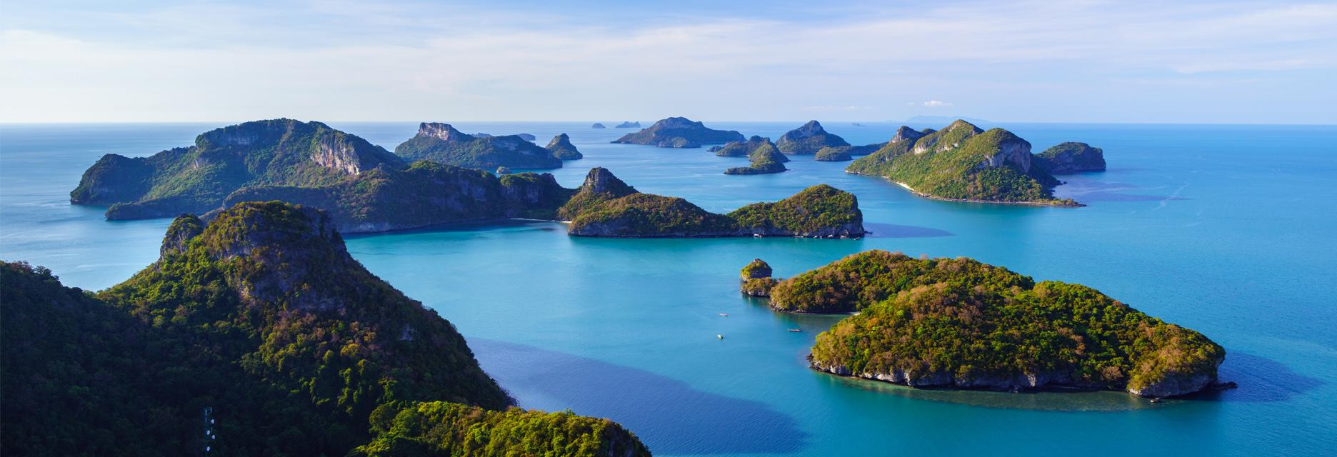 【安通國家公園一日遊】登山、浮潛、獨木舟體驗