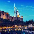 Dubai Private Tour: Burj Al-Arab Lunch, Burj-Khalifa 124 & Aquarium