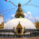 Full Day Private Sightseeing Kathmandu tour with visit to Swayambhunath Stupa and Budhanilkantha