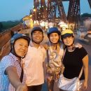 Private Hanoi Motorbike Sightseeing and Food Tour