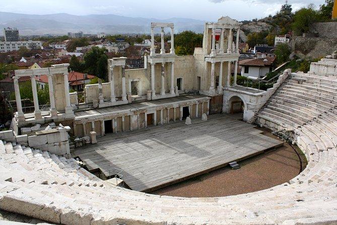 Plovdiv and Bachkovo Monastery tour from Sofia