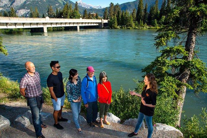 Returning 2021 > Banff Private Walking Tours
