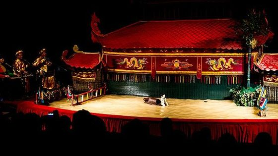 Vietnamese Water Puppet Show & Dinner in Ho Chi Minh City