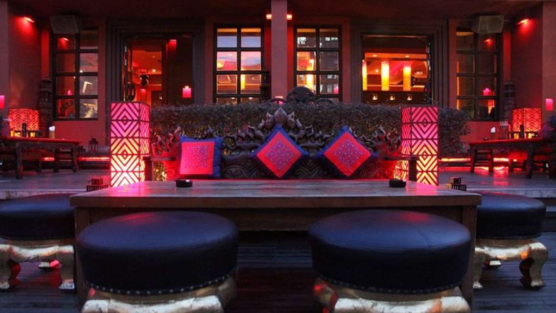 Shanghai Luxury Dinner and Nightlife Experience including Lost Heaven and Bar Rouge