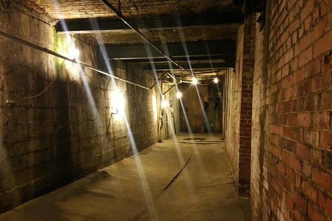 Beneath The Streets Underground History Tour