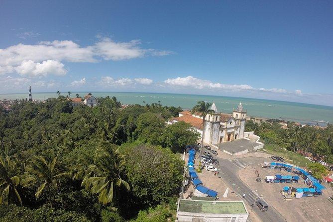 City Tour of Olinda Including Instituto Ricardo Brennand