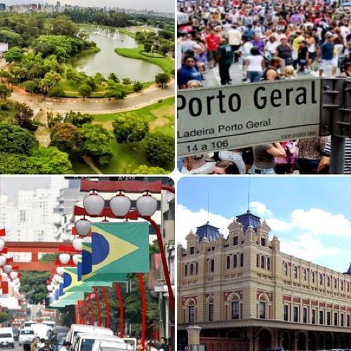 """8-hour São Paulo """"Private Tour"""" (Santos Pick-up)"""