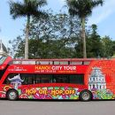 Hanoi City Tour Hop On Hop Off (red Bus) 48-hours