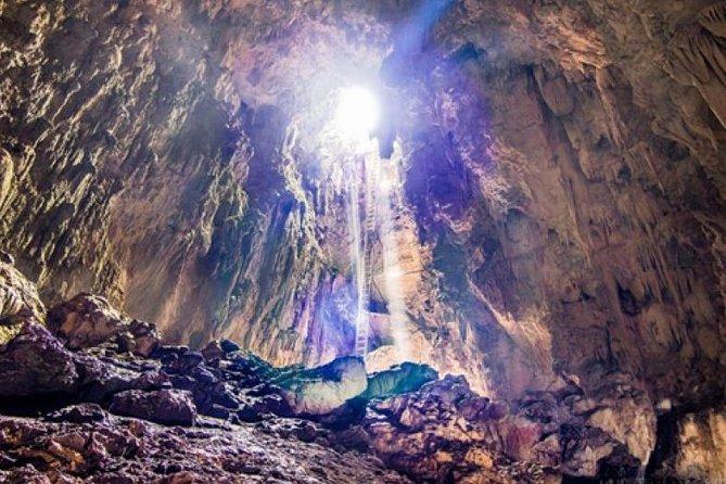 Guanacaste Barra Honda Caves Hike From San José
