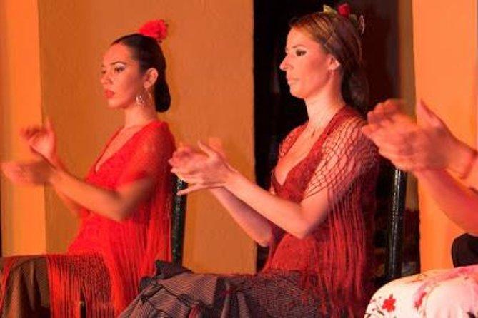 Flamenco Show at Tablao Flamenco El Arenal in Seville