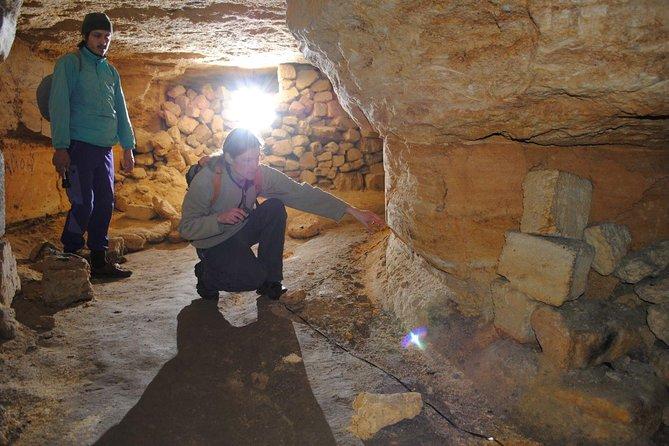 Wild Odessa Catacombs Tour