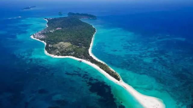 馬來西亞沙巴哥打京那巴魯美人魚島+Kawa紅樹林一日遊(全新大船 快艇環島 超長海島遊玩時間)