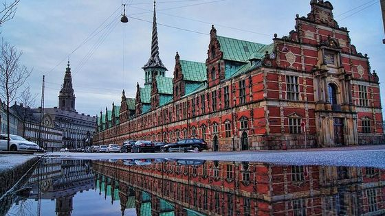 Private - Royal Tour of Copenhagen - Live Guided