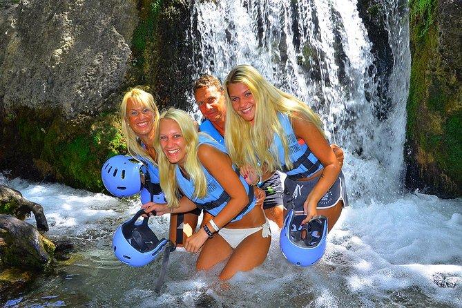 Whitewater Rafting Tour in Koprulu Canyon