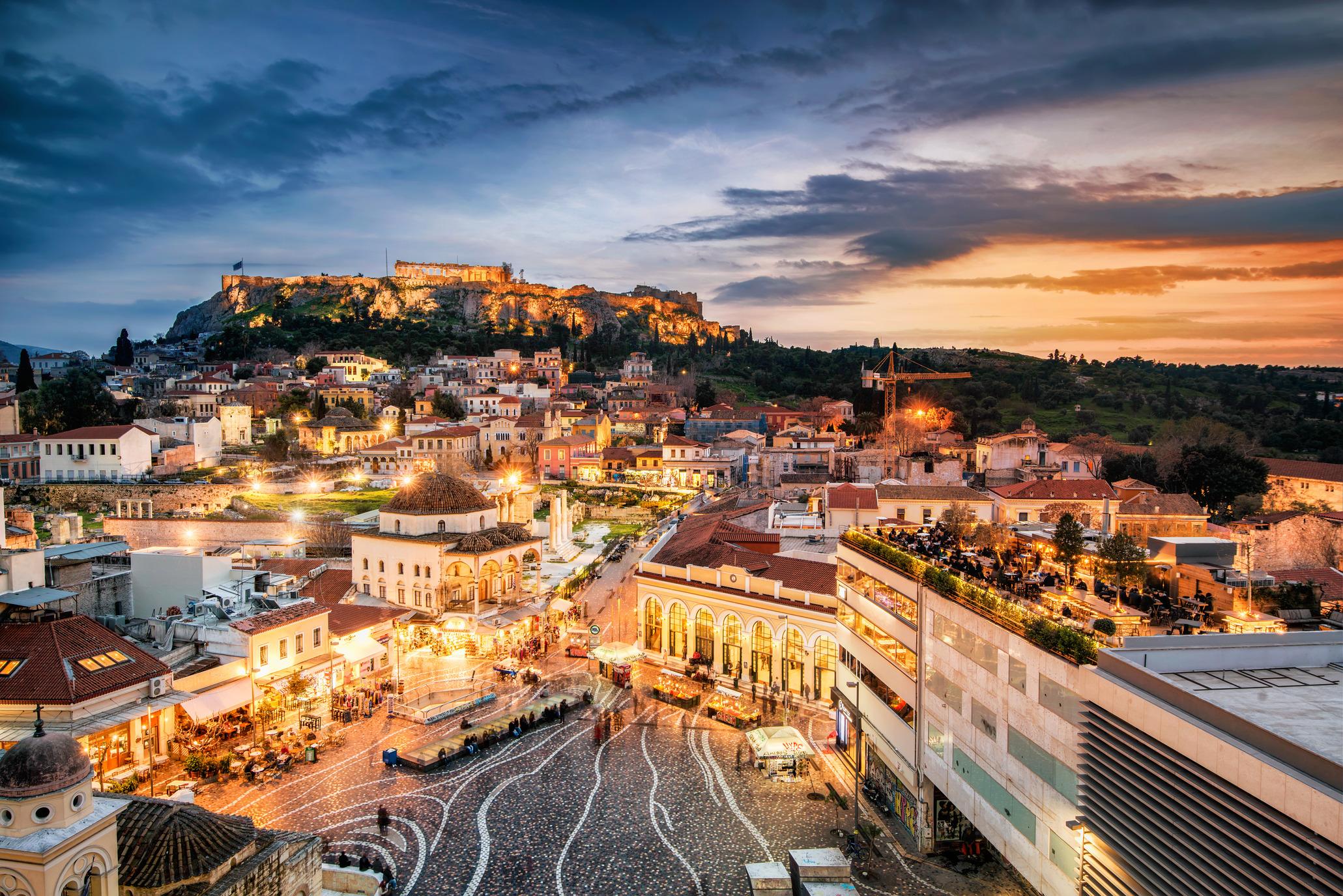 Athens Private Day Tour (Attica + Acropolis + The Parthenon + Syntagma Square)