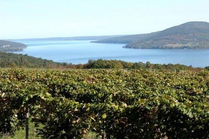 Canandaigua Wine Trail Experience