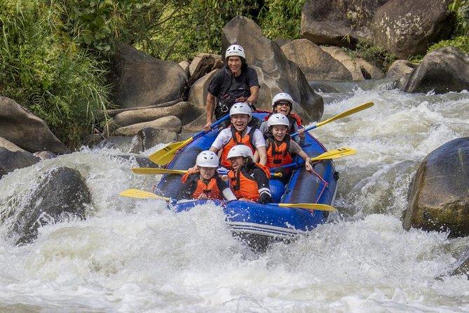 Chiang Mai - Amazing Rafting On Mae Taeng River