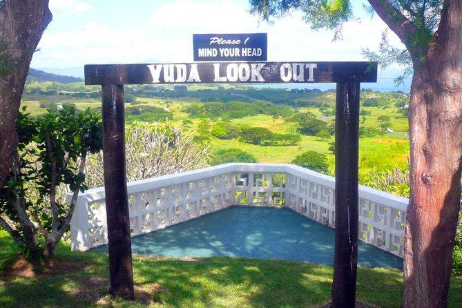 Vuda Lookout, Sabeto Valley and Garden of the Sleeping Giant Tour