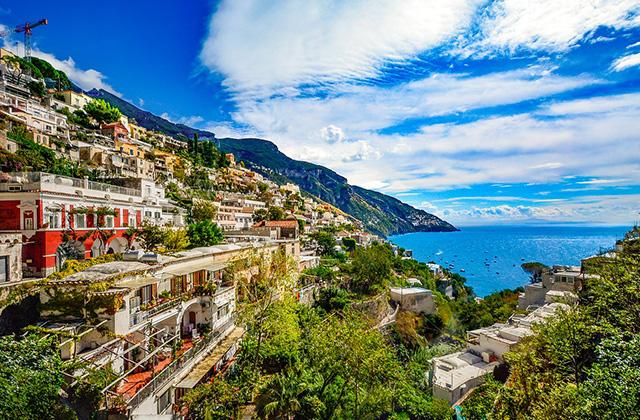 이탈리아 남부 투어 (자율 숙박)