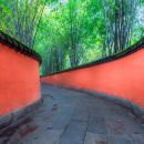 Private tour- Sichuan Chengdu Panda Research Base, Dufu Cottage and Wuhou Temple with lunch