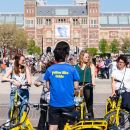 Amsterdam two or three-hour bike tour