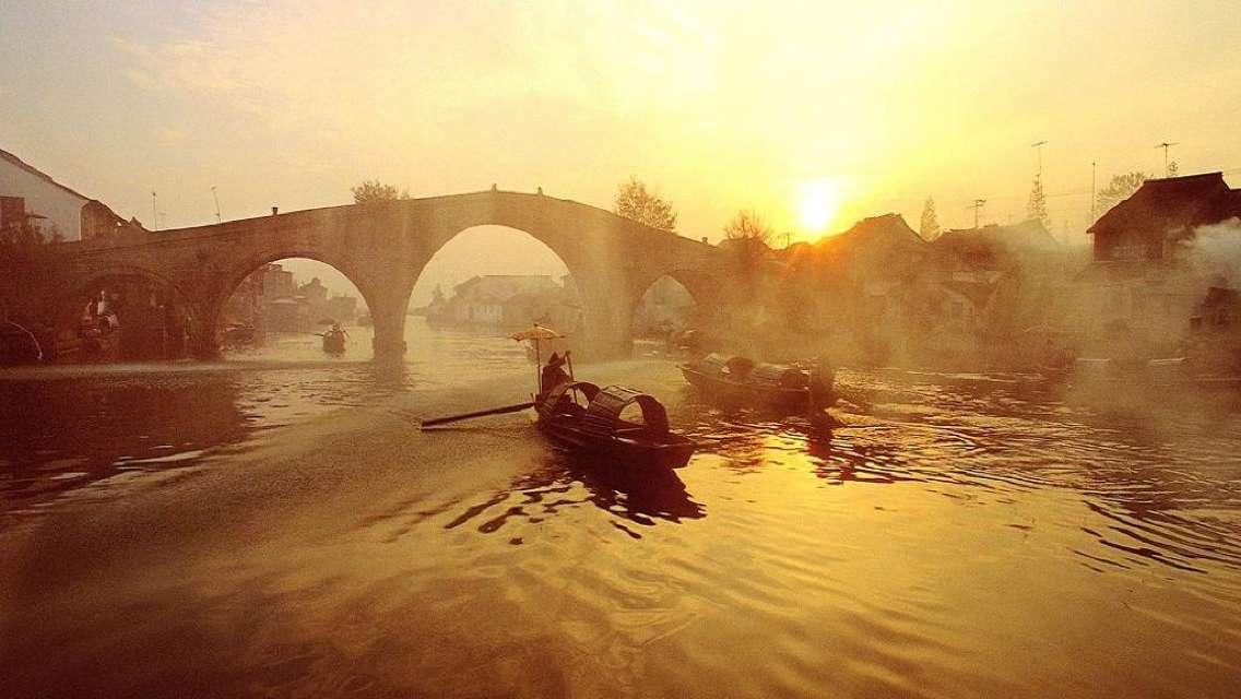 Shanghai Zhujiajiao Ancient Water Town 8 attractions joint ticket