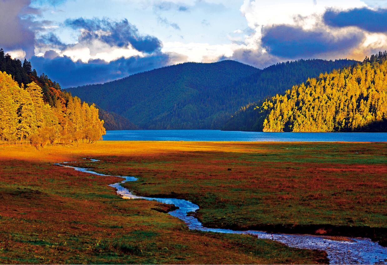 香格里拉普達措國家公園門票