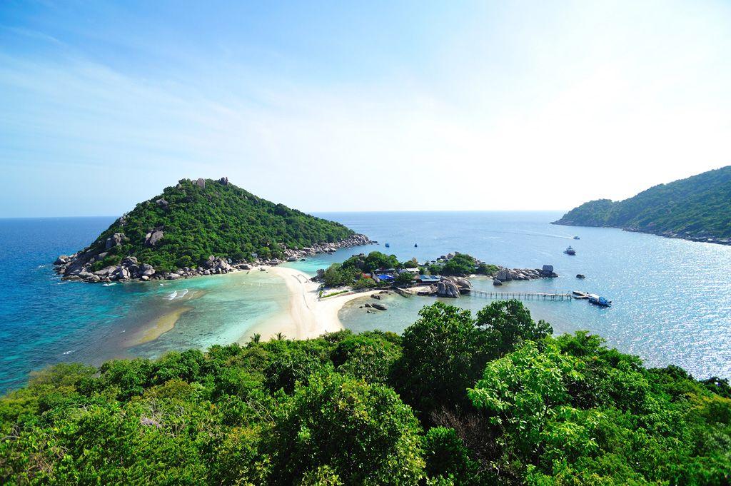 蘇梅島南園島+濤島浮潛一日游(可選快艇/雙體船)