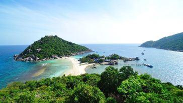 苏梅涛岛+南园岛