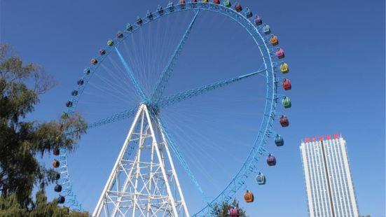 Jinan Zoo Fairy World Amusement Park