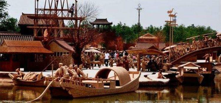 Tangshan Malongwan Qingming Riverside Landscape Garden3