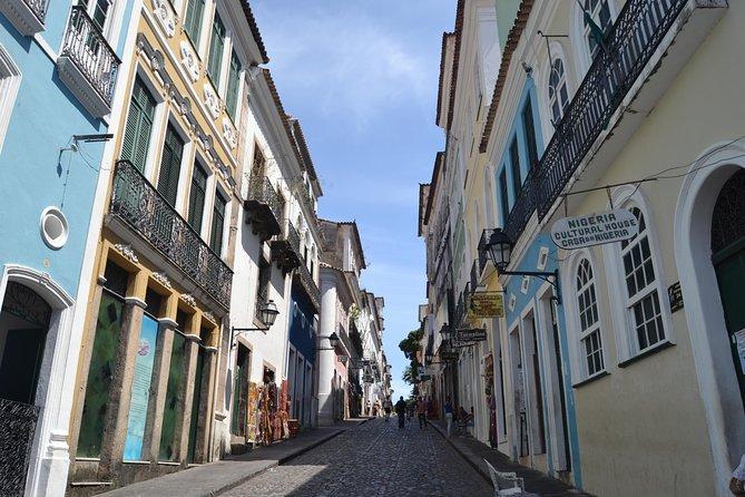 Cruise Ship Special Private Tour Salvador da Bahia Historic Old Town Bonfim and Barra