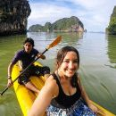 Phang Nga Bay Snorkeling and Canoeing Tour from Phuket by Speedboat