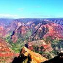 Waimea Canyon & Waterfall, Shopping & Local Food Tour