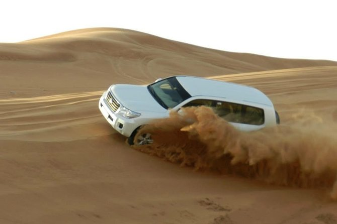 Full-Day 4x4 Desert Safari from Dubai and Sharjah