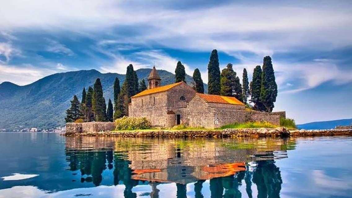 Private Tour from Kotor Port to Perast, Budva, Sveti Stefan, Kotor Old Town