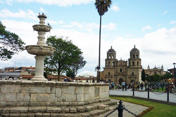 Cajamarca city tour - Private tour
