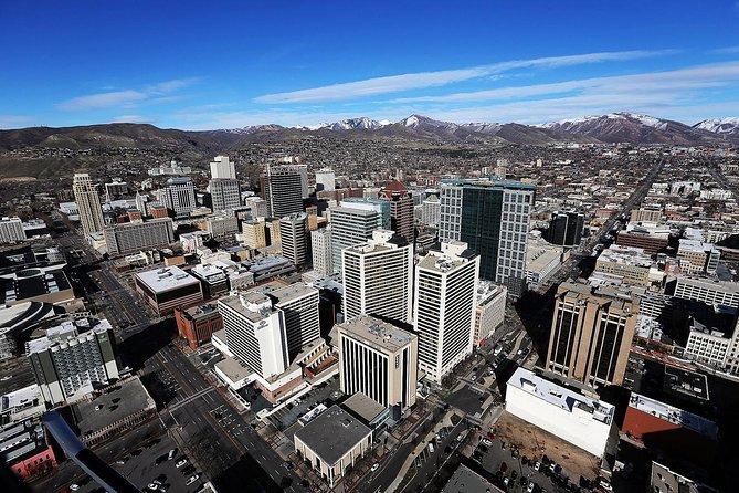City of Saints Salt Lake City Guided Tour