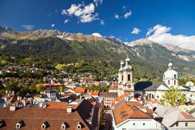 Welcome to Innsbruck: Innsbruck Card, Traditional Café and Austrian Dinner