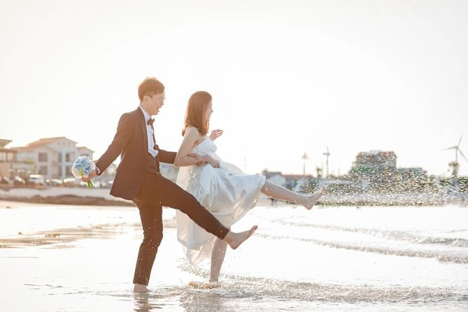 Jeju Outdoor Wedding Photography Package