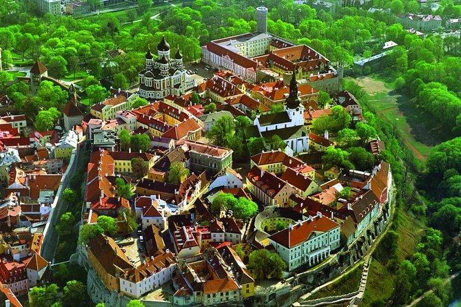 Tallinn Shore Excursion: Tallinn Sightseeing Tour by Coach and Foot