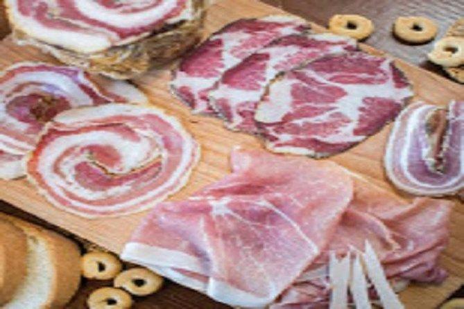 Capocollo of Martina Franca: Food Tasting
