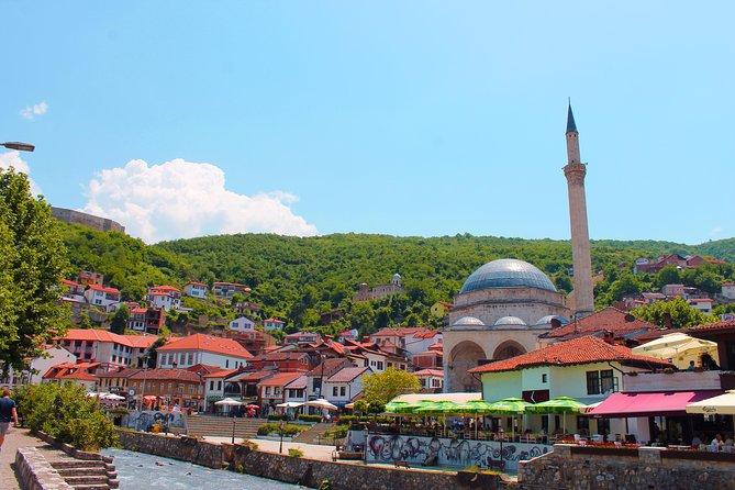 Private Full Day Trip to Pristina and Prizren from Skopje