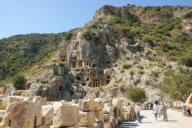 St Nicholas Church in Demre and Cruise to Kekova Island from Antalya