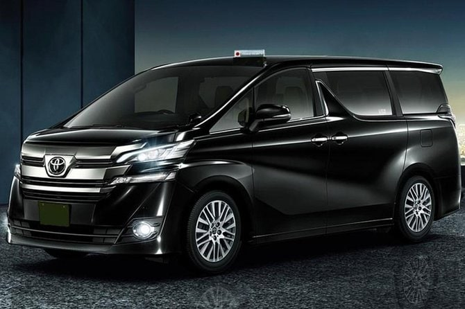 Private Arrival Transfer : Narita International Airport to Central Tokyo City